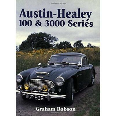 Austin Healey: 100 and 300 Series (Crowood autoclassic) - Paperback NEW Robson,