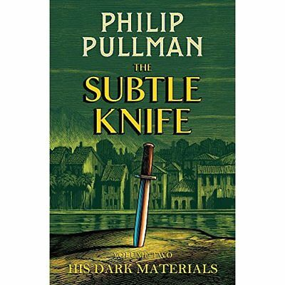 The Subtle Knife - His Dark Materials 2  - Paperback NEW Pullman, Philip 19/10/2
