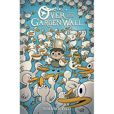 Over the Garden Wall Vol. 2 - Paperback NEW McHale, Pat 15/08/2017