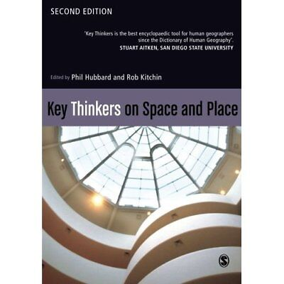 Key Thinkers on Space and Place - Paperback NEW Hubbard, Phil , 2010-12-08