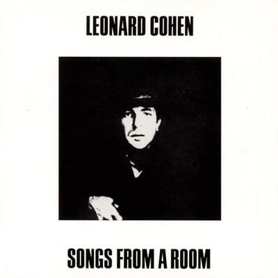 Songs From A Room - Cohen, Leonard - Rock & Pop Music Used - CD