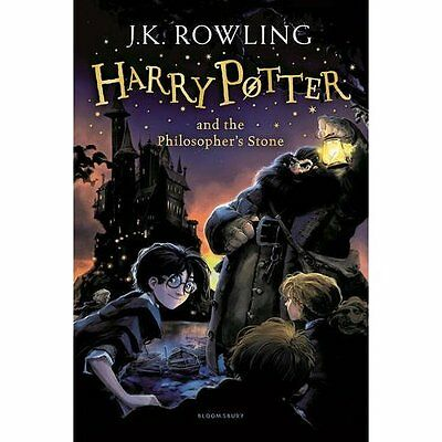 Harry Potter and the Philosopher's Stone: 1/7 - Paperback NEW Rowling, J.K. 2014