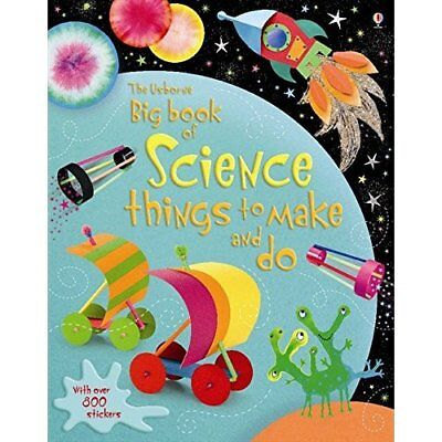 Big Book of Science Things to Make and Do - Paperback NEW Rebecca Gilpin 2012-01