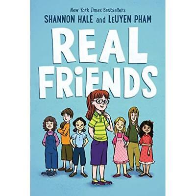 Real Friends - Paperback NEW Hale, Shannon 01/06/2017