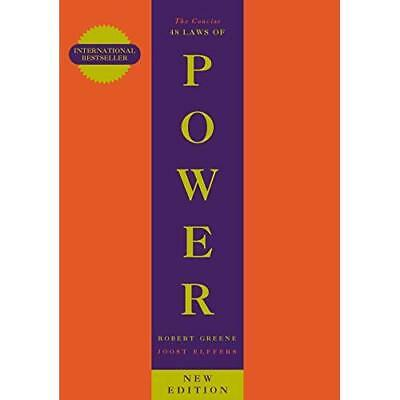 The Concise 48 Laws of Power - Paperback NEW Greene, Robert 2002-06-13