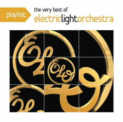 Playlist: Very Best Of - Elo ( Electric Light Orchestra ) - Rock & Pop Music CD