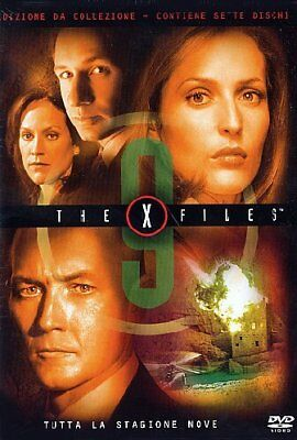 Dvd X Files - Stagione 09 (7 Dvd)