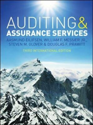 Auditing & Assurance Services, Third International Edition 9780077143015