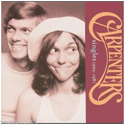 The Carpenters ~ Singles 1969 ~ 1981 ~ NEW CD ~ Very Best Of ~ Greatest Hits