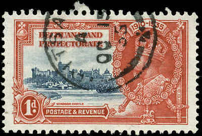 Bechuanaland Protectorate Scott #117 Used