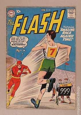 Flash (1st Series DC) #107 1959 GD/VG 3.0