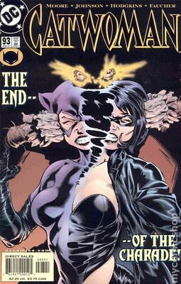 Catwoman (2nd Series) #93 2001 FN Stock Image