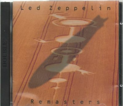 LED ZEPPELIN rare 1990 2CD REMASTERS Compilation Stairway - Original Condition