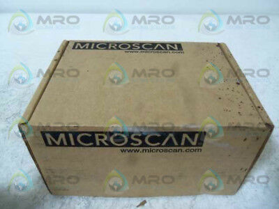 Microscan Fis-0880-0002 Barcode Reader * New In Box *