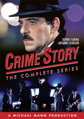 Crime Story: The Complete Series - Movie Dvd
