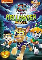 Paw Patrol: Halloween Heroes - Movie Dvd