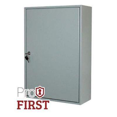 Pro First Large High Security Key Storage Cabinet (100 Keys) Office Business