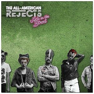 Kids In The Street - All American Rejects - Alternative CD