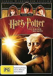 Harry Potter - And The Chamber Of Secret - Radcliffe, Daniel - Movie Dvd Used Dv