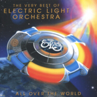 All Over The World: Best Of Electric Lig - Elo ( Electric Light Orchestra ) - Ro