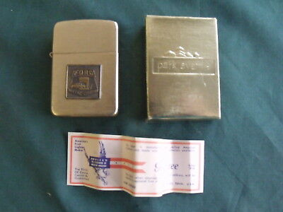 NOS 1968 Ford Metal Stamping Park Avenue Lighter Mustang Shelby 68