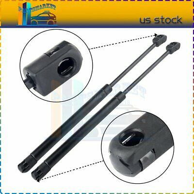 2 Front Hood Gas Charged Lift Supports Struts For Infiniti FX35 FX45 2003-08
