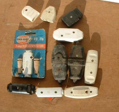 vintage inline switches & joiners