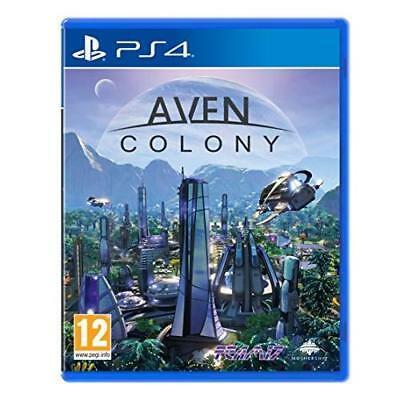 Aven Colony (for PS4)