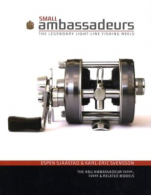 Small Ambassadeurs Legendary Light-Line Fishing Reels Large Collector Reference