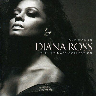 Diana Ross ~ One Woman Ultimate Collection ~ NEW CD ~ Best Of ~ Greatest Hits