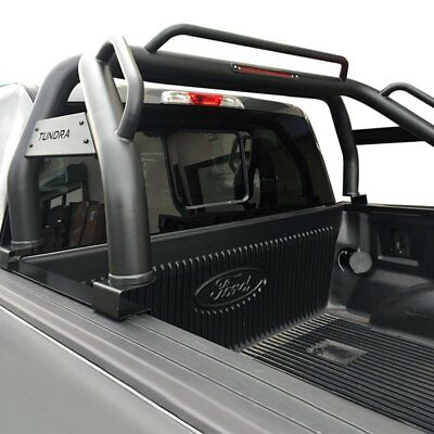 For Chevy Colorado 2015-2019 Vanguard Off-Road Classic Black Truck Bed Bar