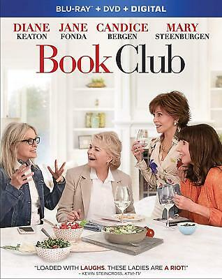 Book Club (Blu-ray Disc ONLY, 2018)