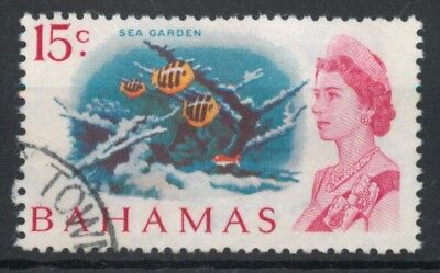 Bahamas 1970 15c whiter paper SG304a used