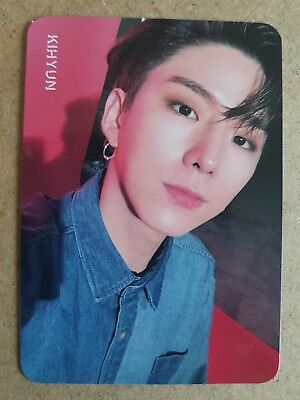 MONSTA X KIHYUN #2 Authentic Official PHOTOCARD TAKE1 ARE YOU THERE? 2nd Album