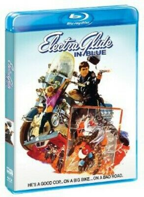 Electra Glide In Blue - Bluray