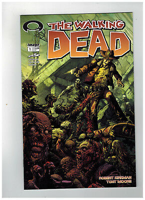 THE WALKING DEAD #1  15th Anniversary - Color Variant        / 2018 Image Comics