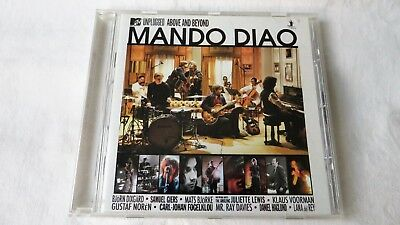 CD - Mando Diao - MTV Unplugged - Above And Beyond - Best Of - 2010