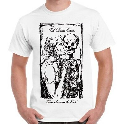 Ved Buens Ende Black Metal Gothic Rock Retro T Shirt 312