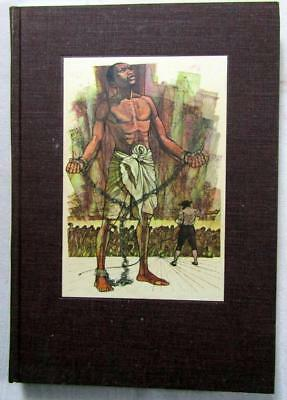 "1970 BOOKER T. WASHINGTON – ""Up From Slavery"" – Heritage Club w/ Sandglass"