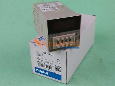 1PC NEW IN BOX OMRON H7CN-XLN 12-48VDC Digital Counter