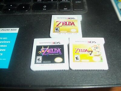 The Legend of Zelda: Majora's Mask + between two worlds + 1 (Nintendo 3DS, 2015
