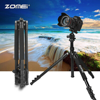 Zomei Professional Q555 Aluminium Tripod Travel For Cell phone Nikon DSLR Camera