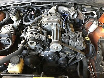 COMMODORE VT SUPERCHARGED L67 ENGINE TO SUIT REBUILD !! Complete !!