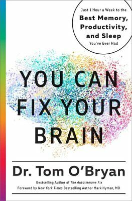You Can Fix Your Brain Just 1 Hour a Week to the Best Memory, P... 9781623367022