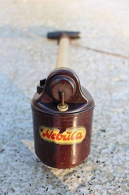 Antique Bakelite Bug Garden Hand Pump Sprayer Insecticide Duster