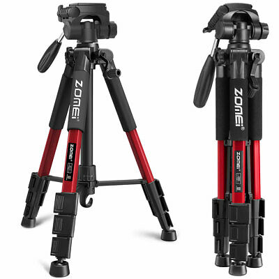Professional Aluminium Q111 Tripod Heavy Duty Pro Pan Head For DSLR Camera Video