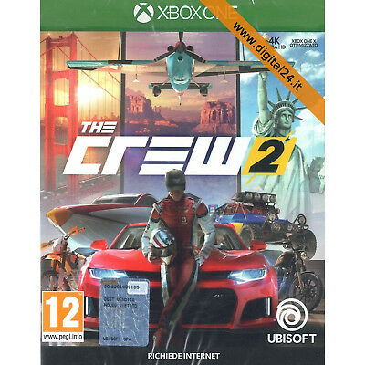The Crew 2 Xbox One Profile ( No Code / No Cd / Read Desc )