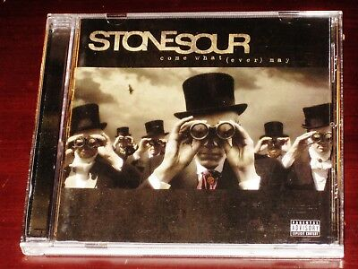 Stone Sour: Come What(ever) May CD PA 2006 Roadrunner Records USA 1686180732