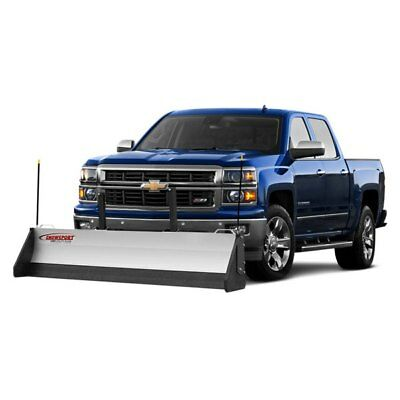 """For Nissan Frontier 2005-2018 SnowSport 80674/40187 HD Utility Plow 96"""" Blade"""