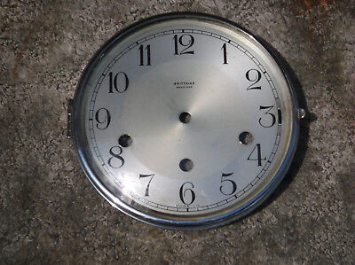 Westminster 6 Inch Bezel, Dial, And Glass - Name On It Brittains Mansfield